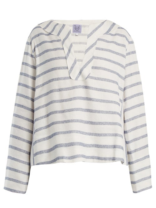 Thierry Colson Biarritz Spunga Striped Top OnceOff