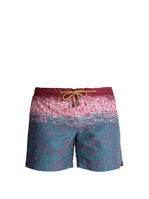 Thorsun Titan Fit Clay Print Swim Shorts OnceOff