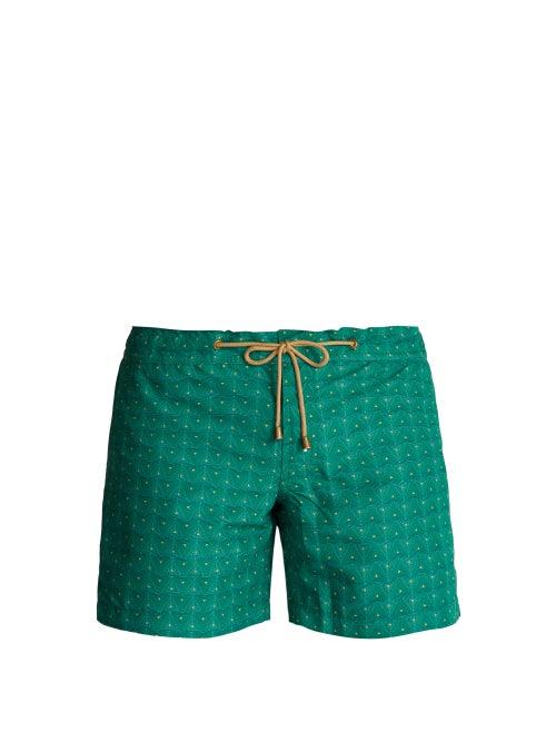 Thorsun Titan Fit Triangle Print Swim Shorts OnceOff