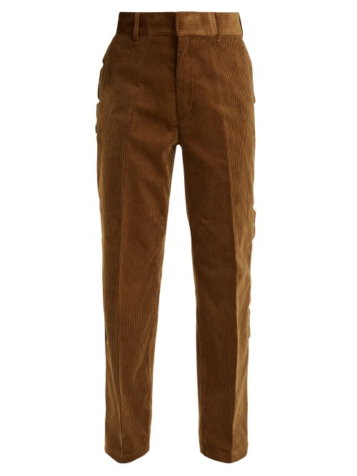 Toga Scallop Edge Cotton Corduroy Trousers OnceOff