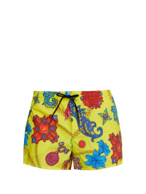Versace Gioielleria Jetés Print Swim Shorts OnceOff