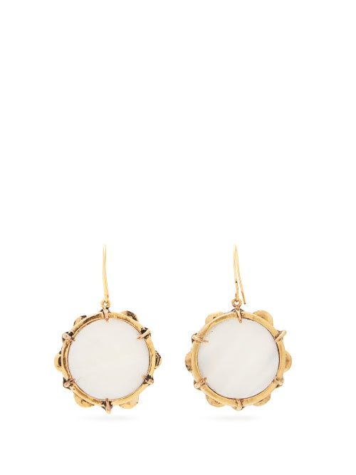 Wai Wai X Betina De Luca Pandeiro Earrings OnceOff