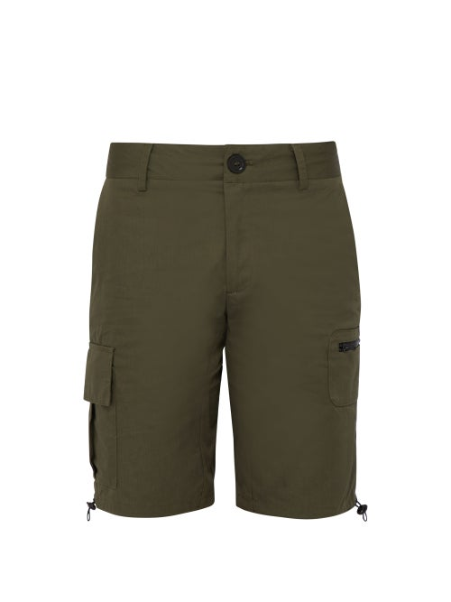Wales Bonner Cotton Twill Cargo Shorts OnceOff