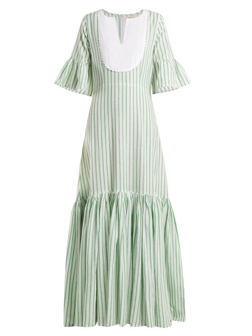Wiggy Kit Medina Cotton Maxi Dress OnceOff