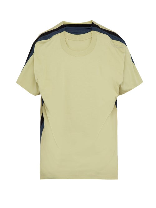Y/Project Four Layer Cotton T Shirt OnceOff